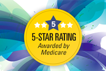 5 star rating from medicaire